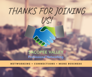 Sacopee Valley Professional Networking